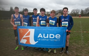 1/2 finale championnat de France de Cross
