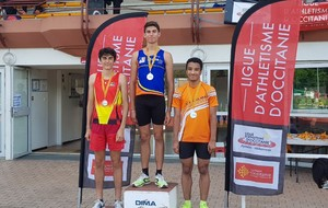 CHAMPIONNAT OCCITANIE et RESULTATS DU WEEK END